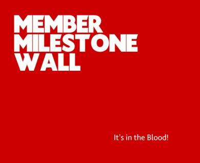 Milestone wall