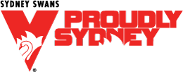 Proudly Sydney Swans